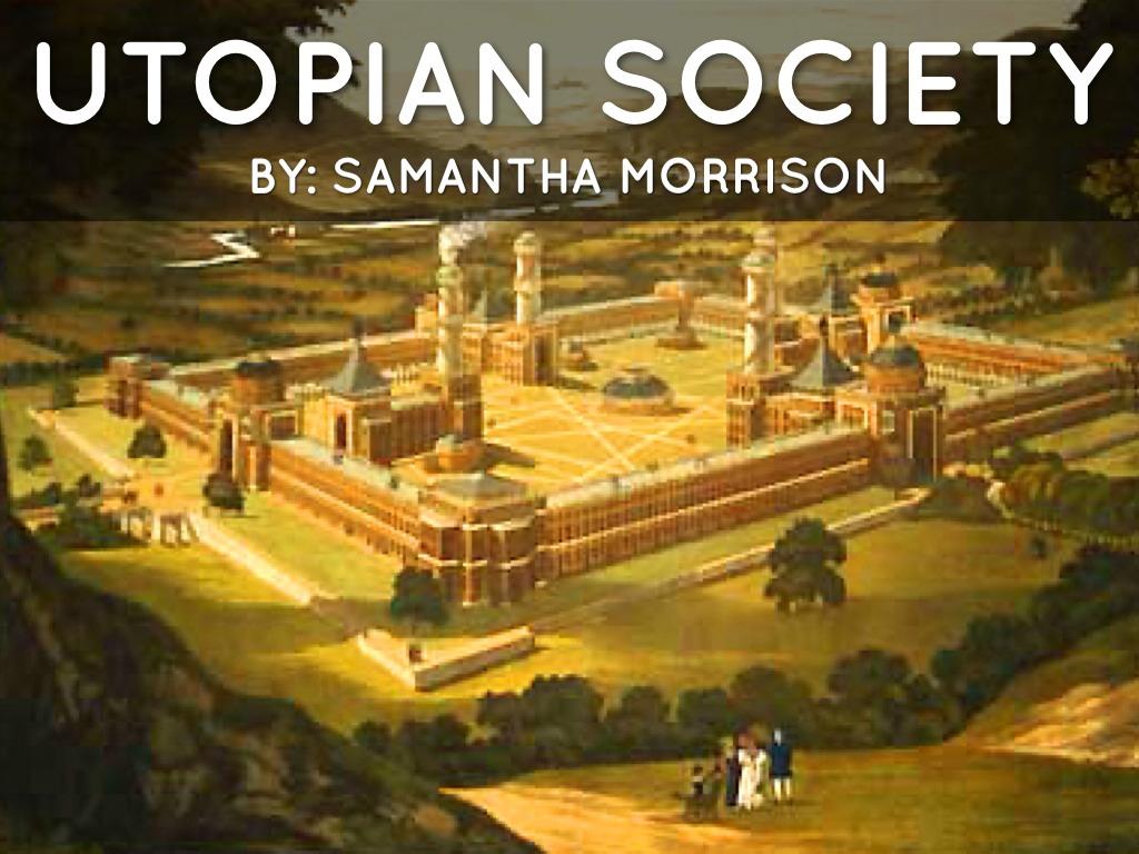 literary utopian societies essay