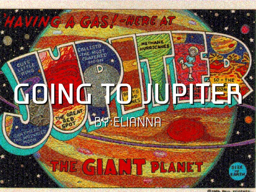 Going To Jupiter