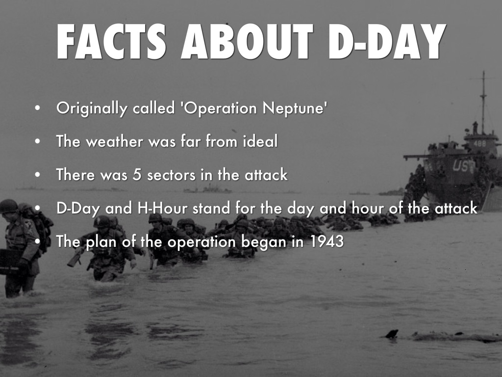 an analysis and a critique of d day june 6 1944