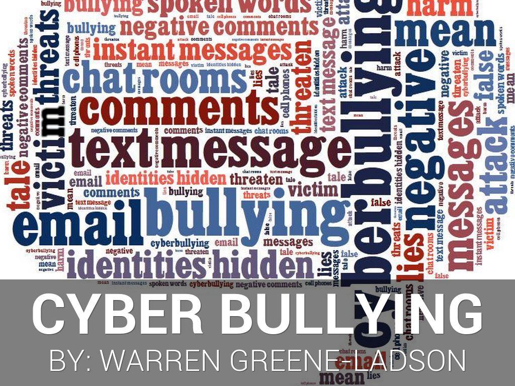 Cyberbullying 2016