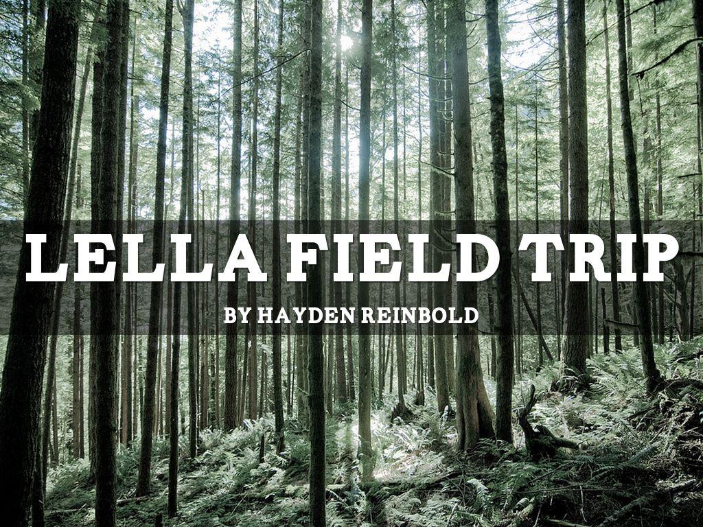 Lella field trip