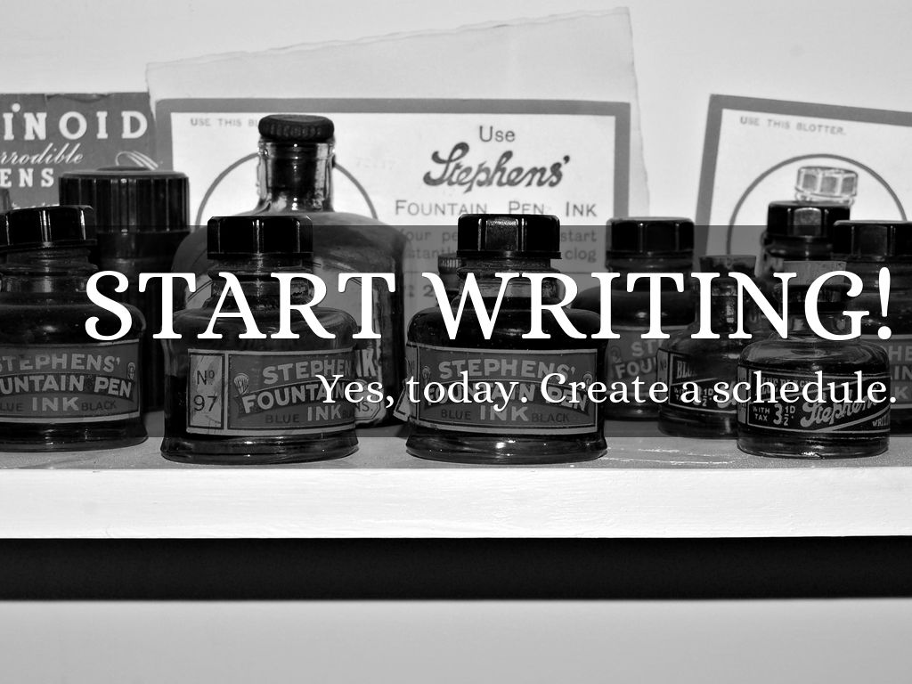 how to write a self help book fast