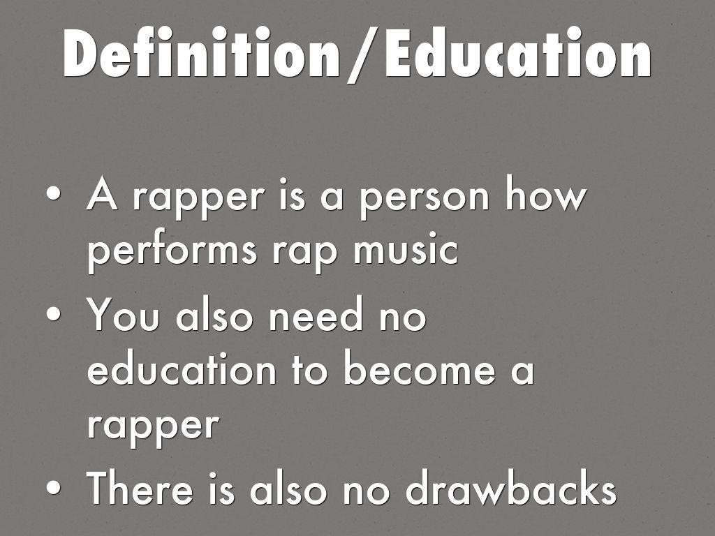 Rapper by garrett_jakob