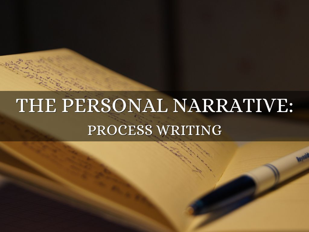 the process of writing personal narrative essay How to write a personal essay  three sections covered in the personal essay personal essay writing process  writing a personal narrative essay is an easy.