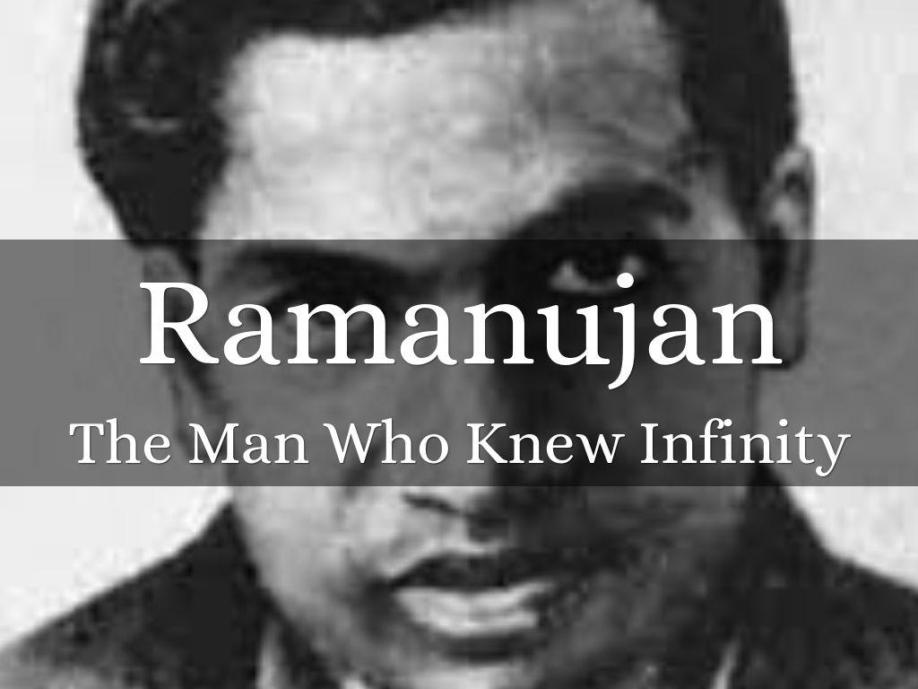 Ramanujan By Shreya G