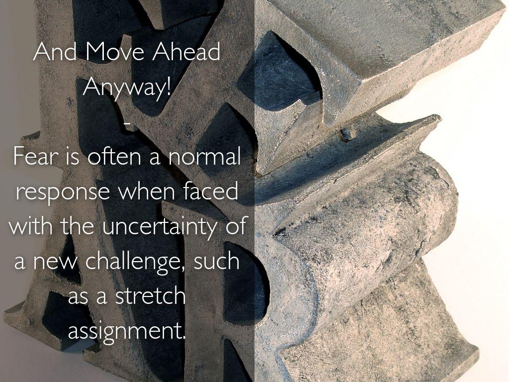 stretch assignment