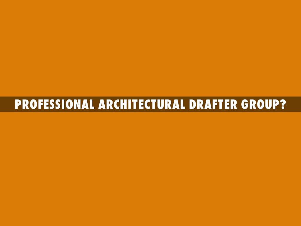 architectural draftermichael reisman
