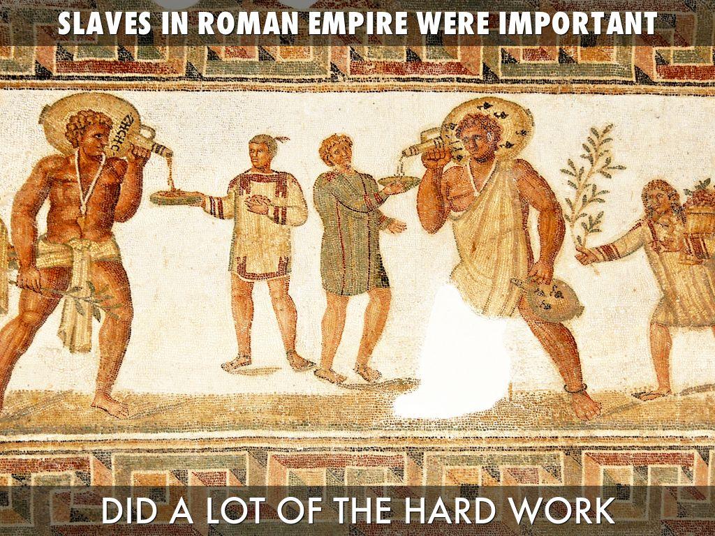 Roman Empire Economics by Mariana Contreras