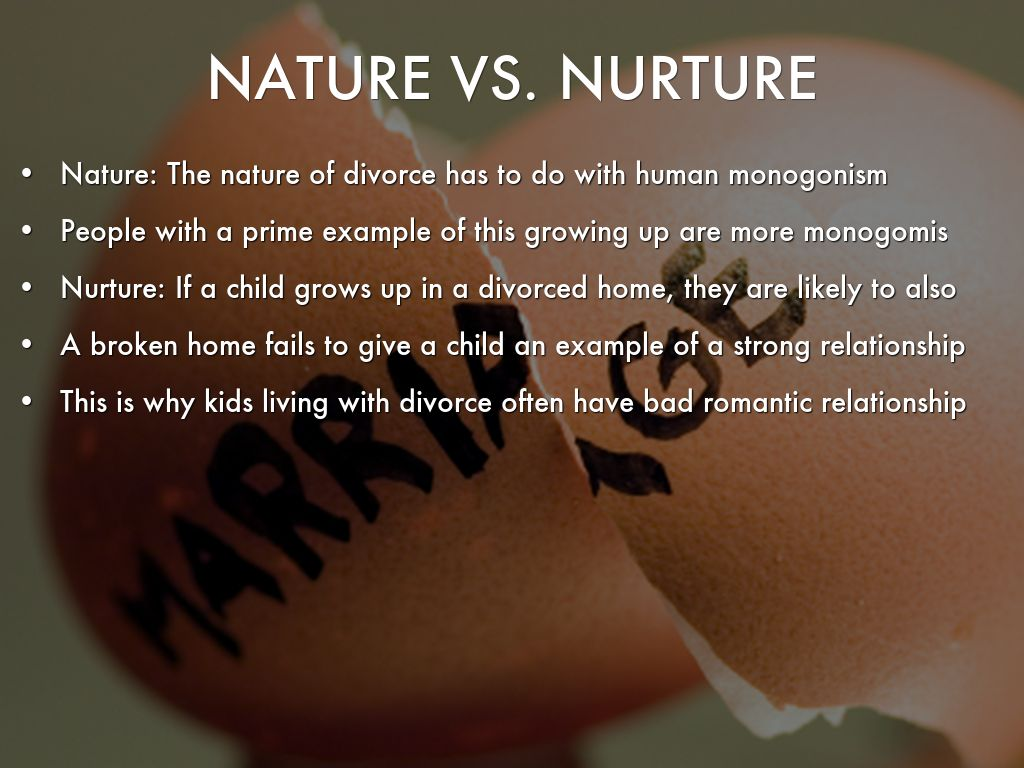m1 nature vs nurture Nature vs nurture twins studies psychology essay there are several studies such as the twice the talent article that have examples of how nurture vs nature.