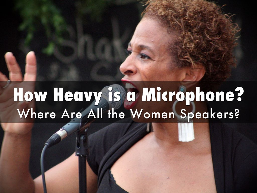 How Heavy is a Microphone? 的副本