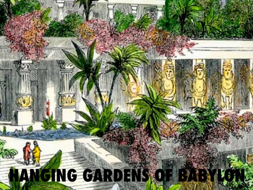 hanging gardens of babylon and nebuchadnezzar Hey babylon, nineveh wants its hanging gardens recounted tales of the great king nebuchadnezzar ii's palace in babylon maybe the hanging gardens of babylon.