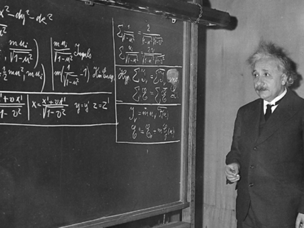 Эйнштейн против квантовой механики
