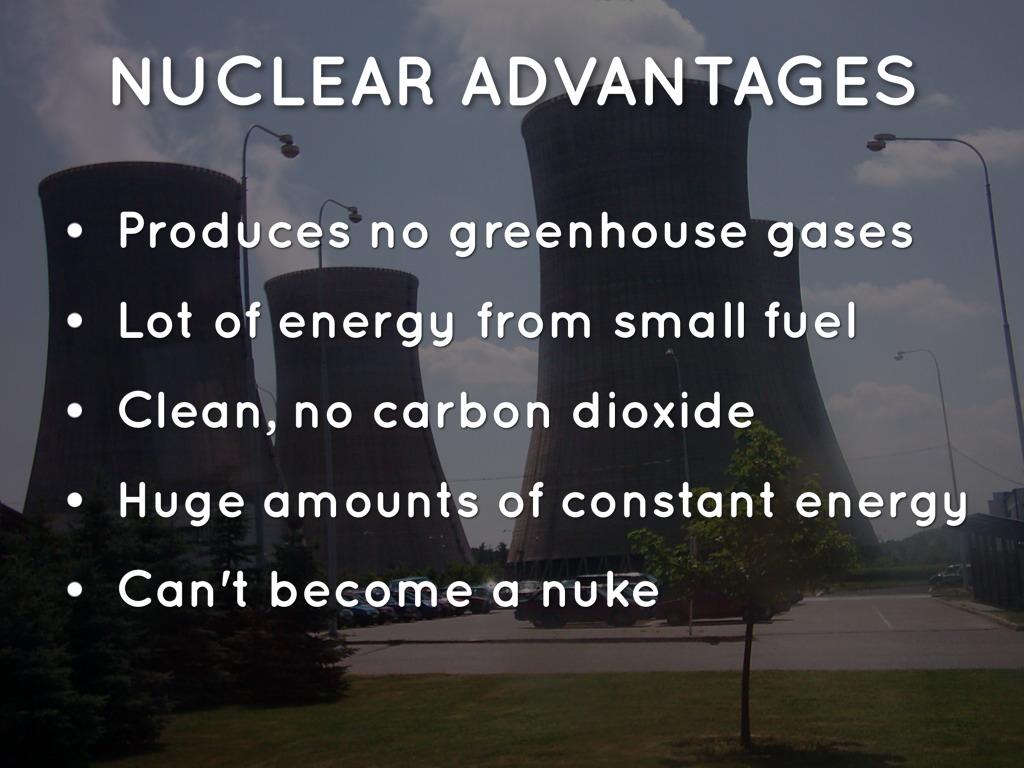 disadvantages of nuclear energy essay Advantages and disadvantages of nuclear energy essaywhat are the advantages of nuclear energy.