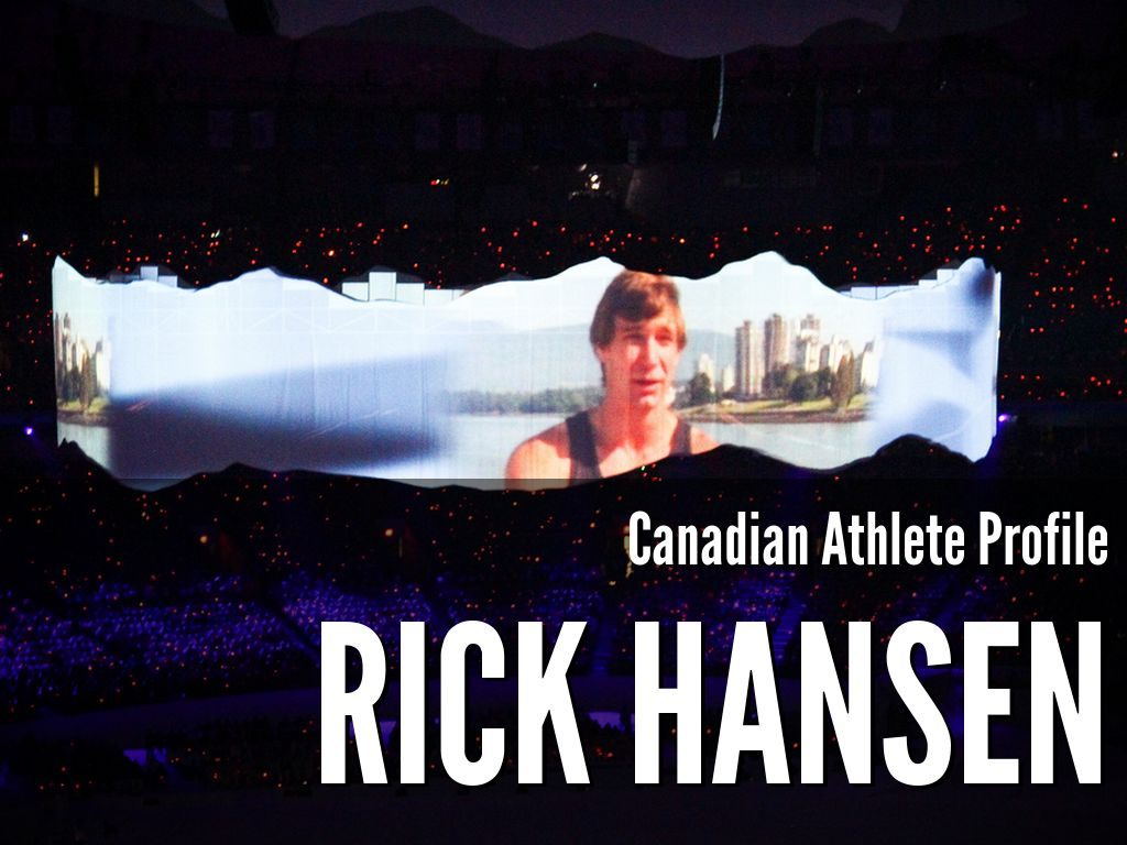 rick hansen history Highlights when rick hansen wheeled out of oakridge shopping centre on march 21, 1985 to begin his 40,000km man in motion round-the-world circumnavigation by wheelchair, province columnist jim taylor was struck by a seemingly insignificant moment.