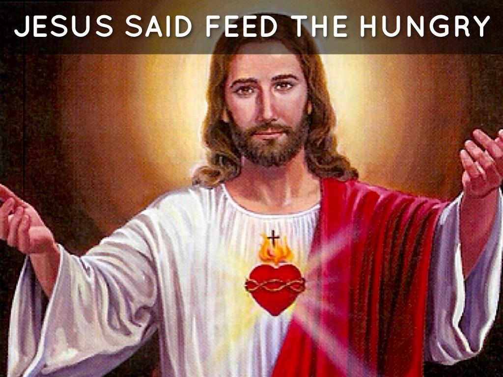 Feed The Hungry By Lloyd Heyneman