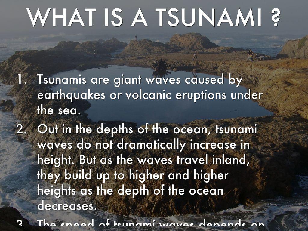 The Tsunami by sreha240802