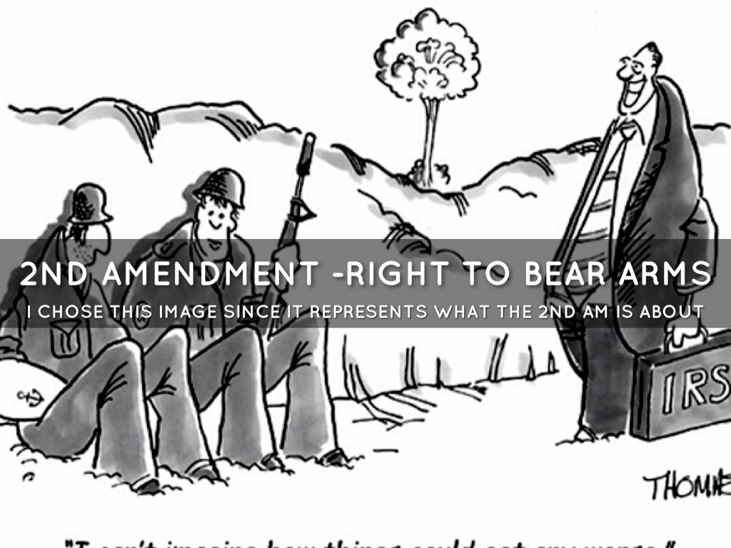 rights to bear arms essay Should americans have the right to bear arms in the argument of allowing american citizens to bear arms, this word in regards to the rights recognized by the.