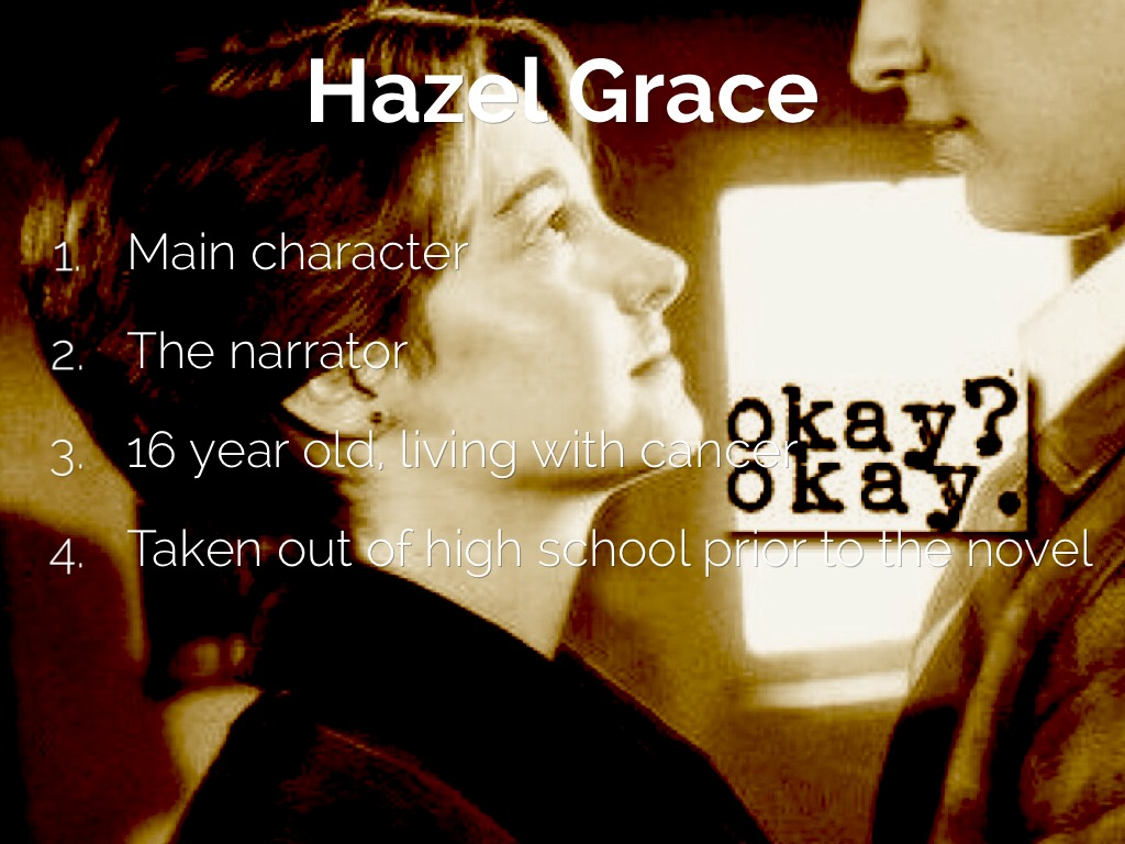 character the fault in our stars