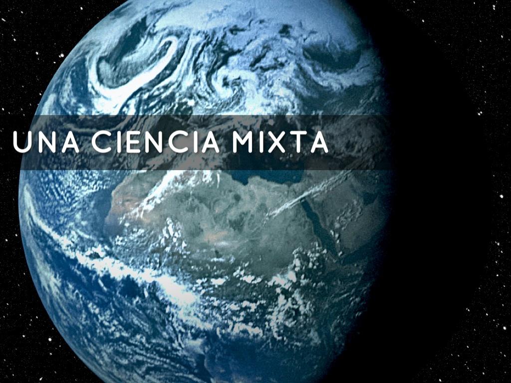 Geografía by Miguel A. Gonzalez