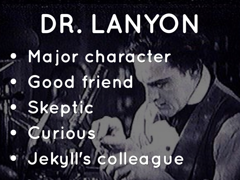 how is mr utterson presented in Robert louis stevenson: the strange case of dr jekyll and mr hyde read the following extract from chapter 2and then answer the question that follows in this extract mr utterson has just met mr hyde for the first time.