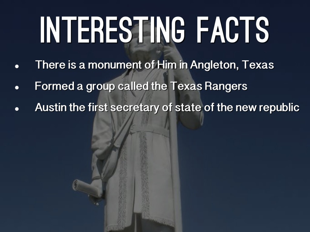 worksheet Stephen F Austin Facts stephen f austin by delia zuniga interesting facts