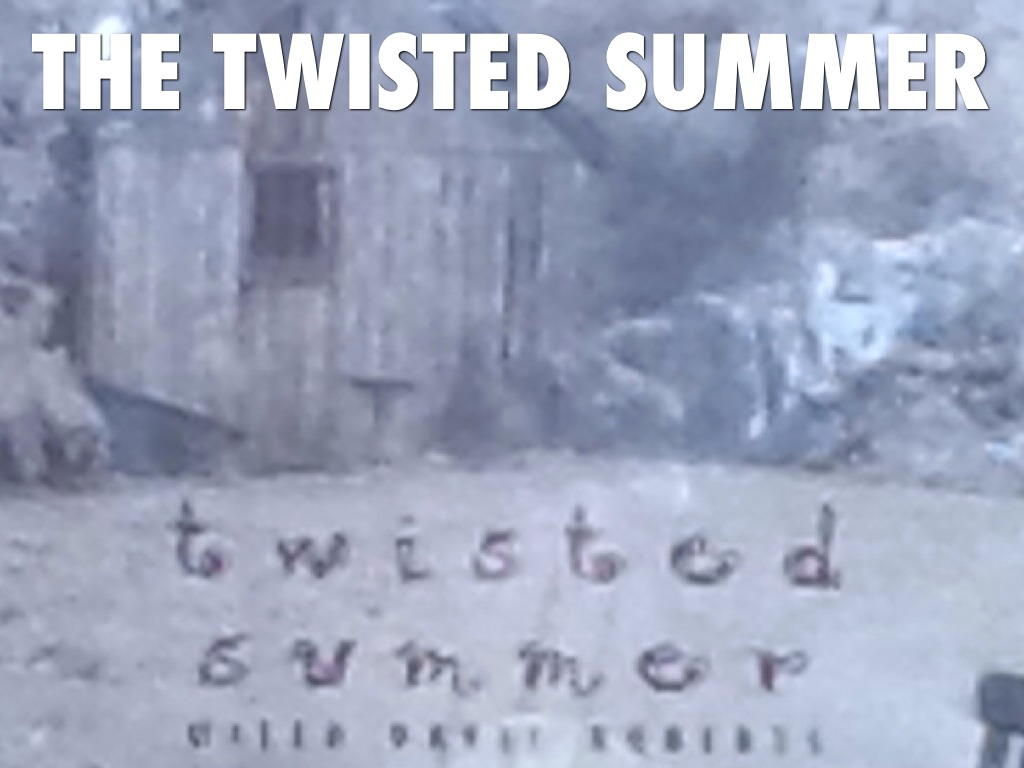 Twisted Summer (2013) READ ONLINE FREE book by Lucy V ...