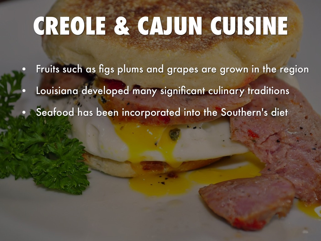 cajun cuisine essay