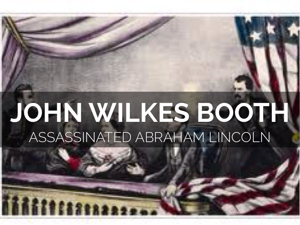 the controversy surrounding john wilkes booth and his shooting of abraham lincoln This antiqued parchment poster features a detailed history of john wilkes booth and his involvement with the assassination of president abraham lincoln the poster includes portraits of booth and his conspirators, as well as a map of booth's escape.