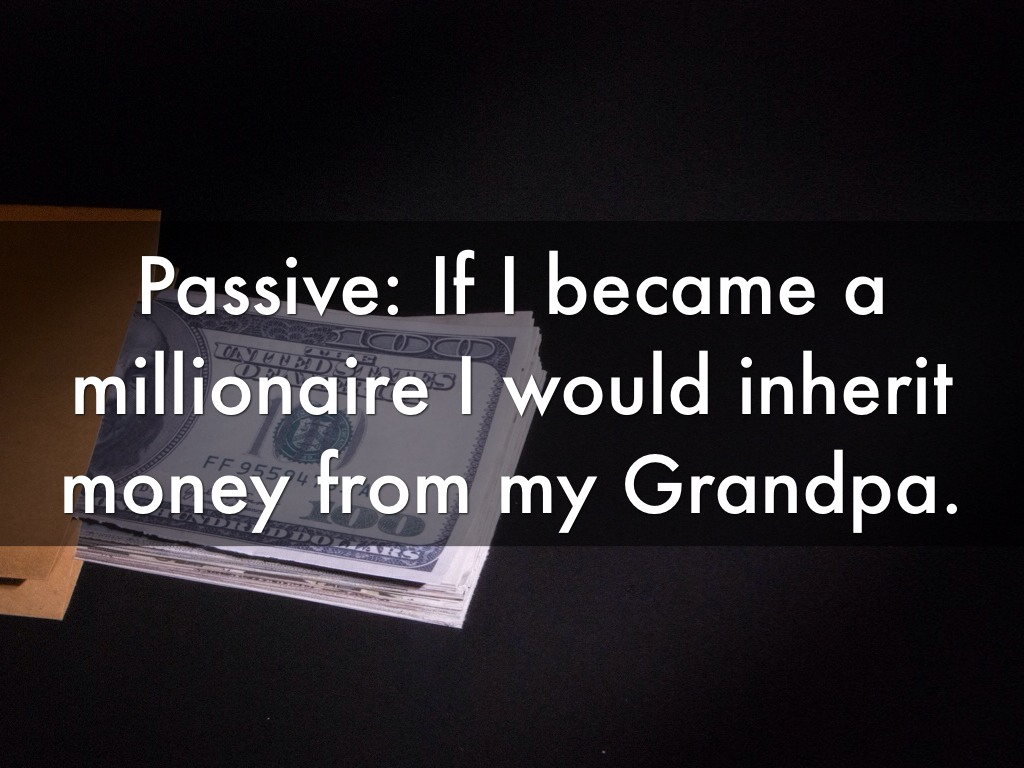 if i became a millionare essay Want to become a millionaire huffpost personal first-person essays, features.