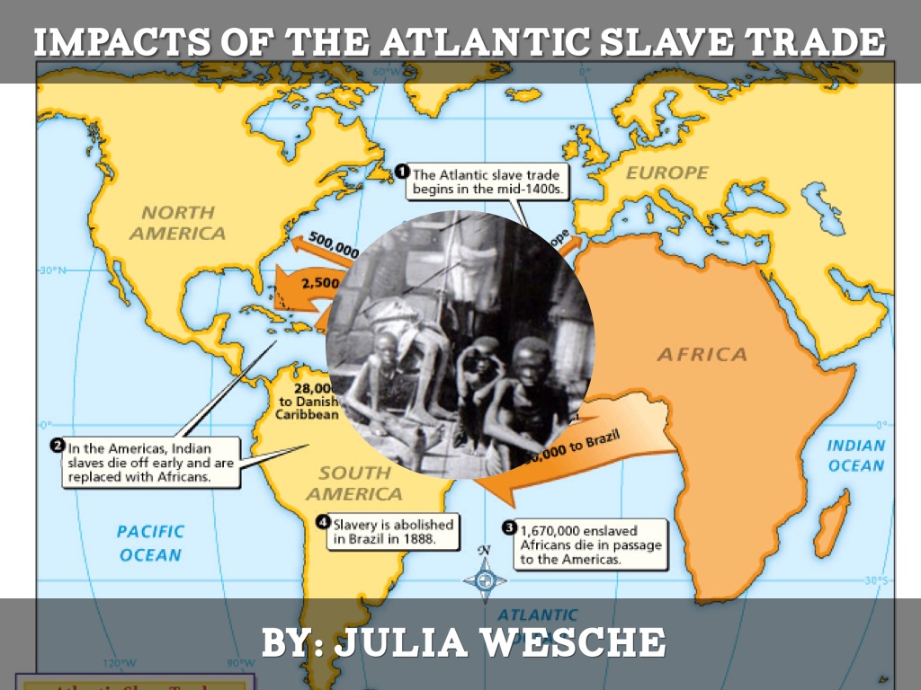 stages of the atlantic slave trade