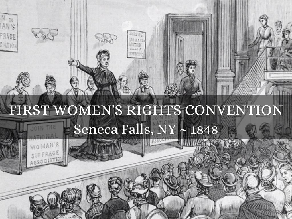 Seneca Falls Convention begins