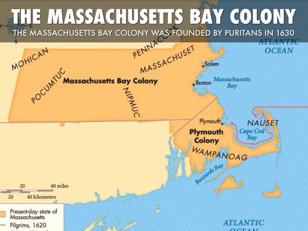 Massachusetts Bay By Luke Harland