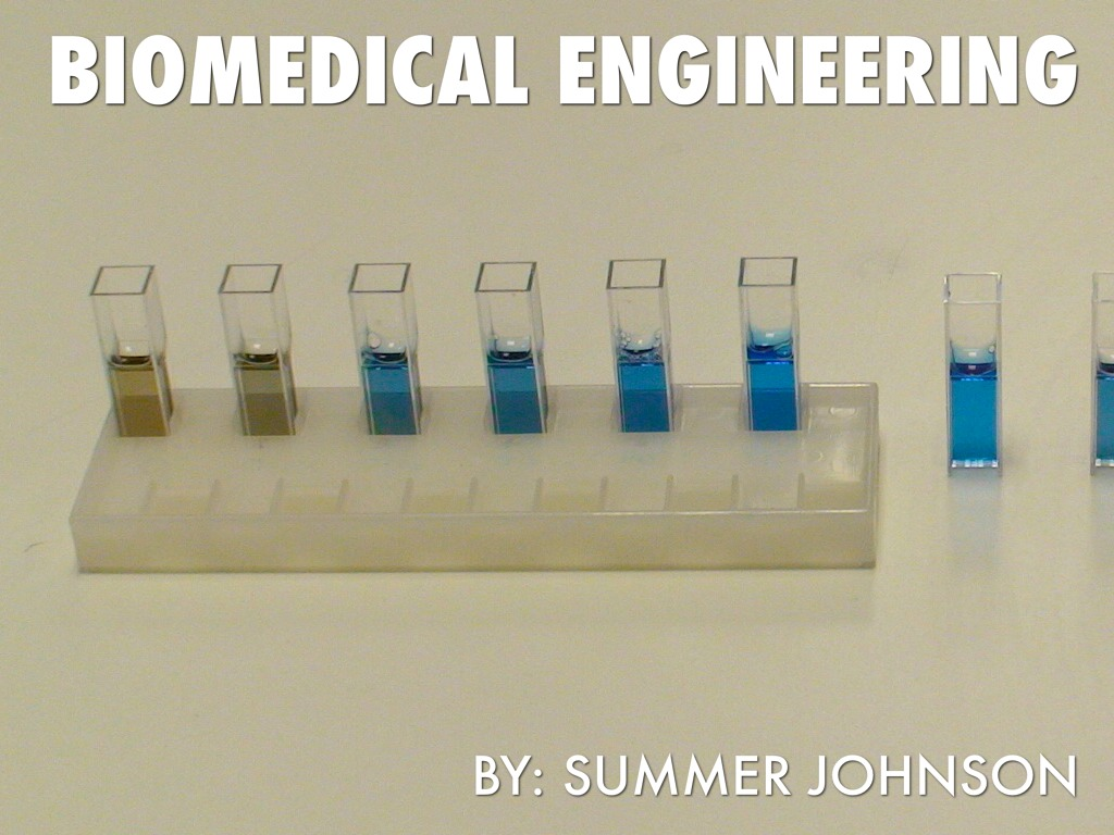 Biomedical Summer by Elijah Hollins