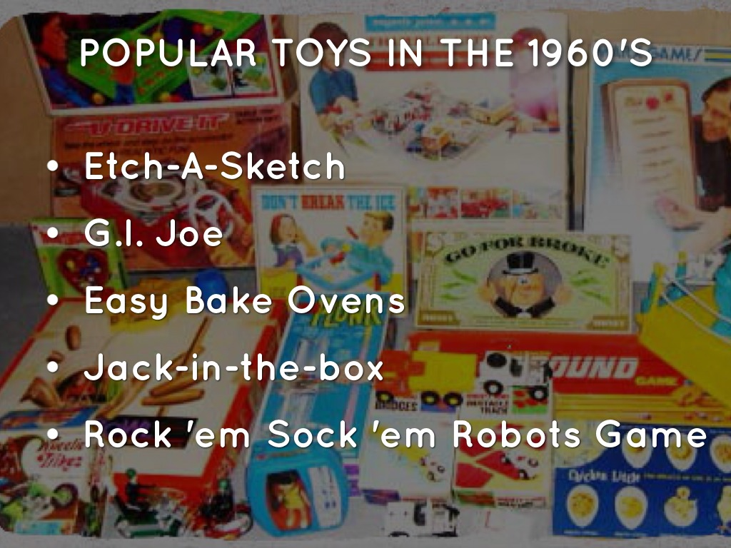 Popular Toys In The 1960s : S webquest by hielkemasydney