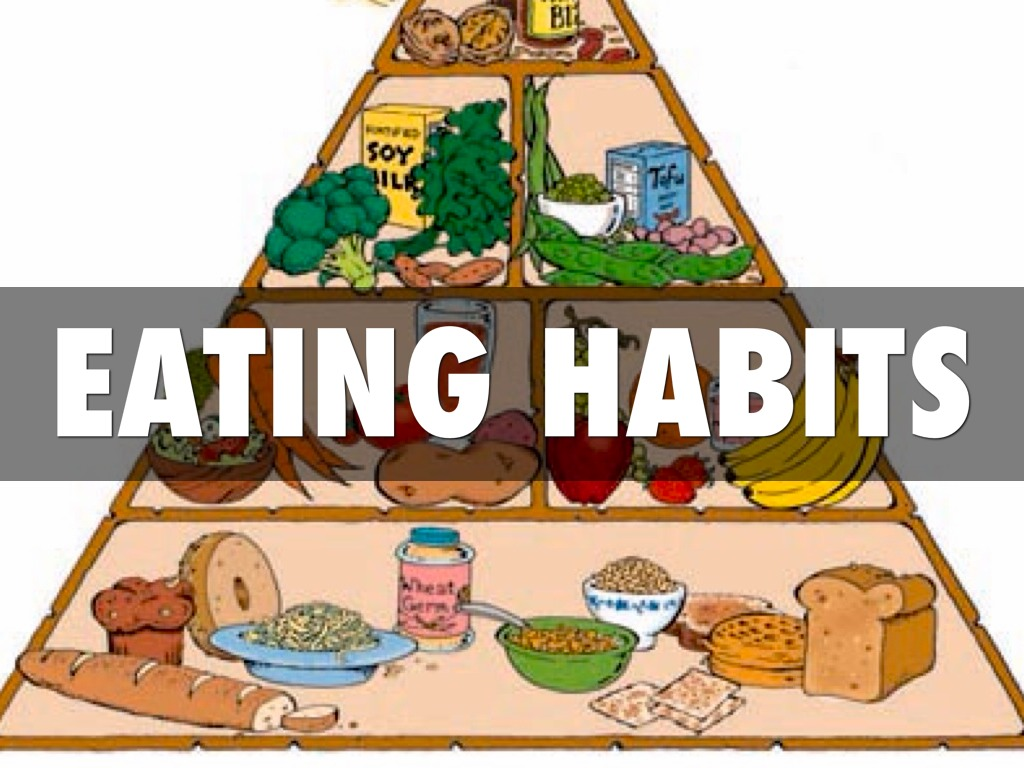 my eating habits My eating is out of control, i hate myself but don't seem able to stop one can also modify the eating habits of a life time,best wishes on your journey.