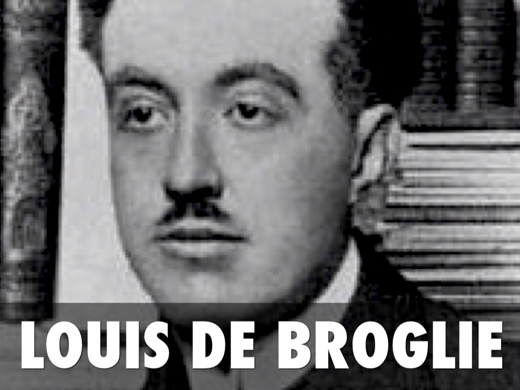 Wave Particle Duality: Photon & the De Broglie Waves