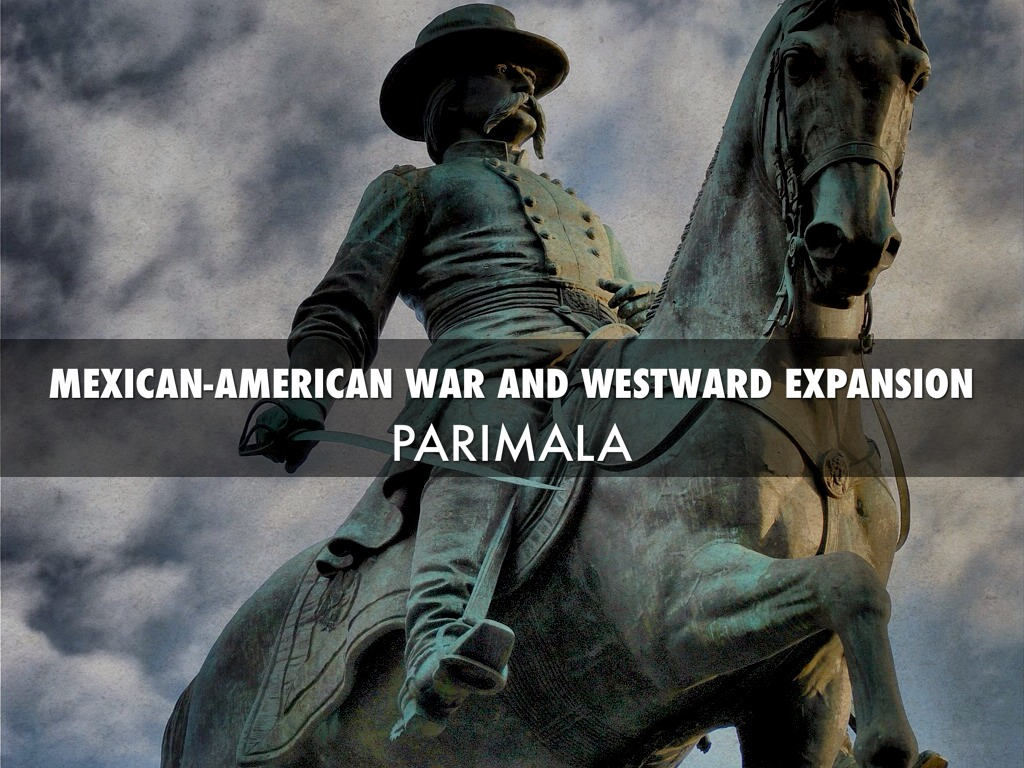 westward expansion and the american war