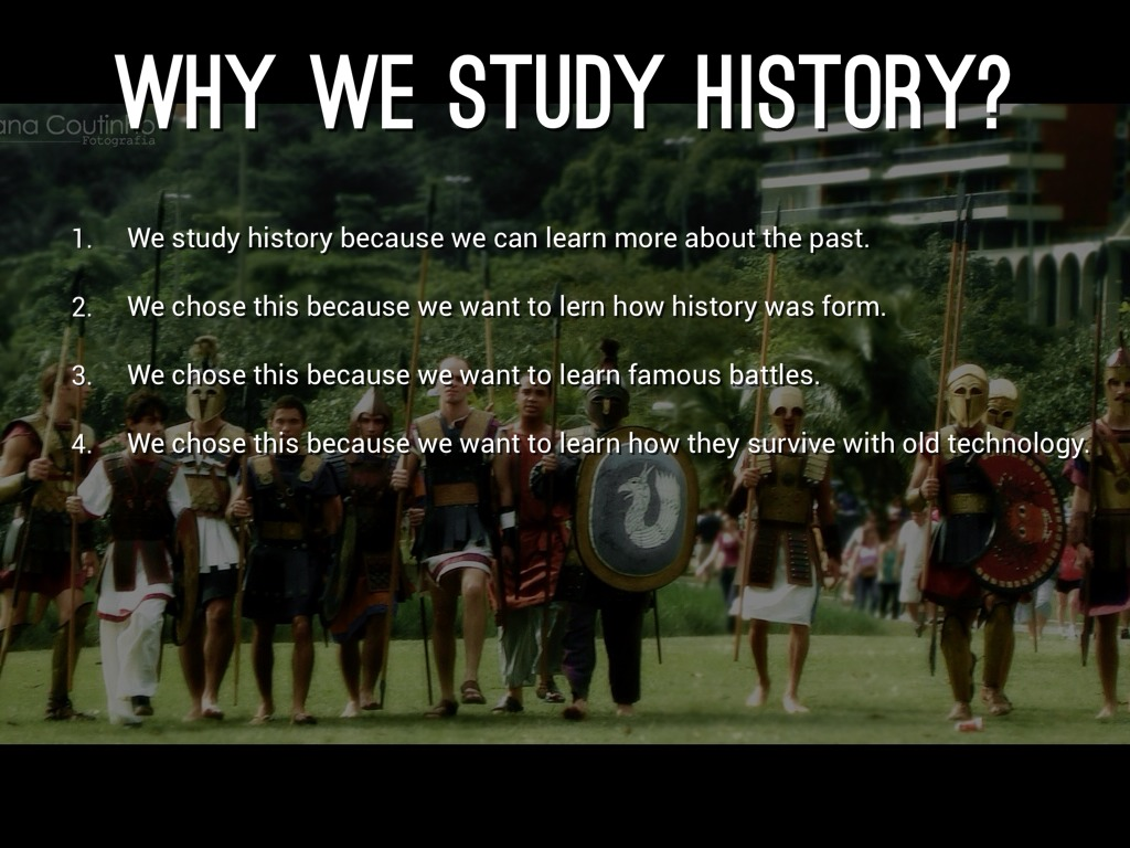 how historians study history The study of history contributes to an understanding and appreciation of cultures and traditions that have shaped the present social historians study history from the bottom up western illinois university department of history 438 morgan hall 1 university circle macomb.