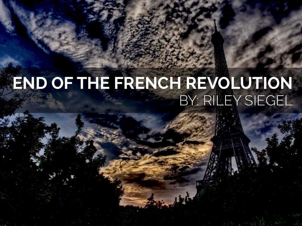 an analysis of the events leading to the french revolution between 1789 and 1799 The causes of the french revolution are complex and  of events leading to the revolution included the  the aim of the french revolution (1789–1799),.