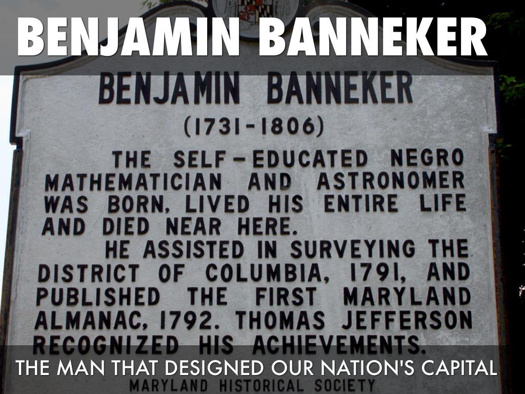 Benjamin Banneker by Casey Craven