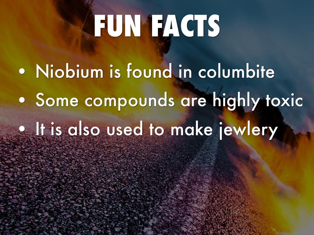 About Niobium >> Niobium By Nikolas Huber