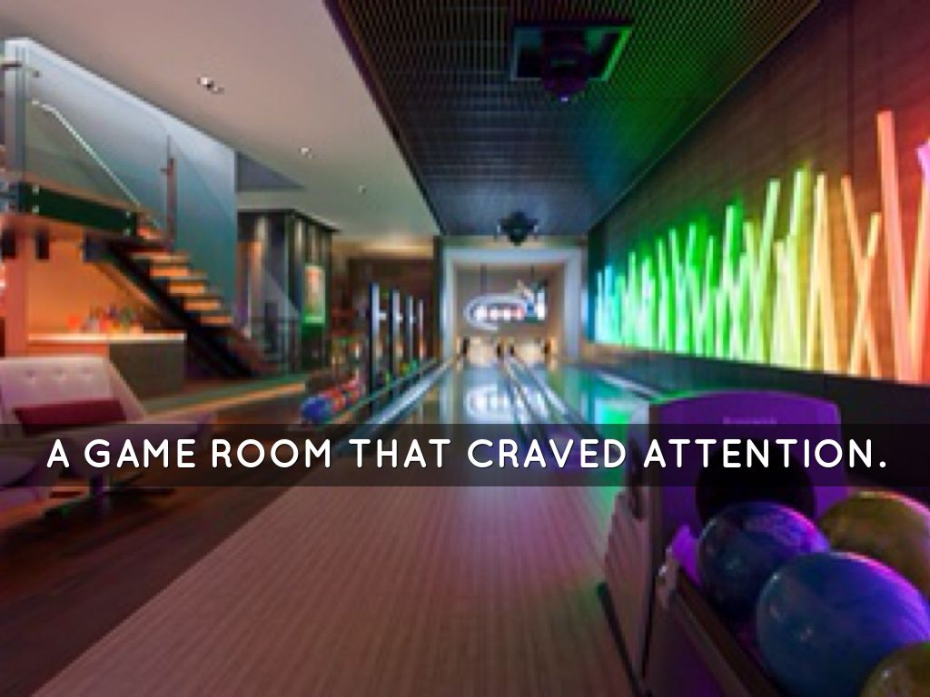 Dream house game room - A Game Room That Craved Attention