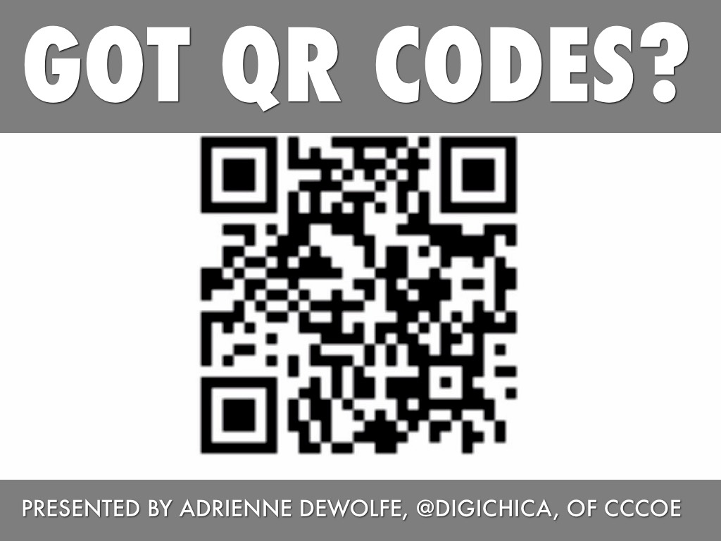 QR Codes for Open House