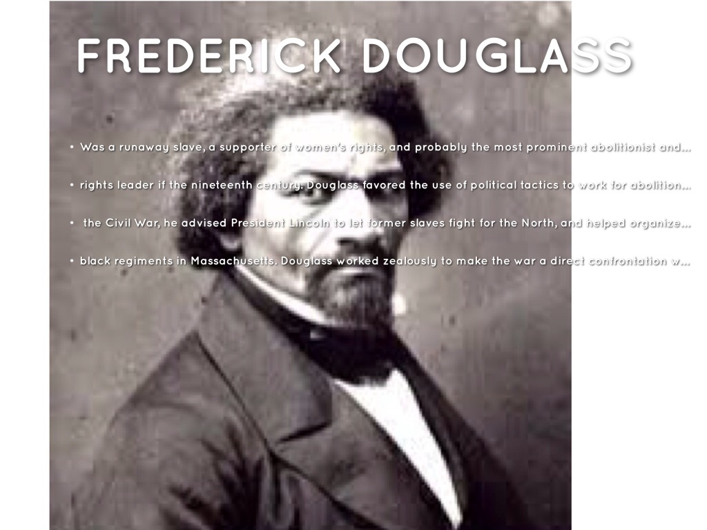 frederick douglas literary response Frederick douglass is one of the most prominent african american heroes in the history of the united states he was among the small group of pioneers who, through the example of their lives and brave political actions, advocated the abolition of slavery.
