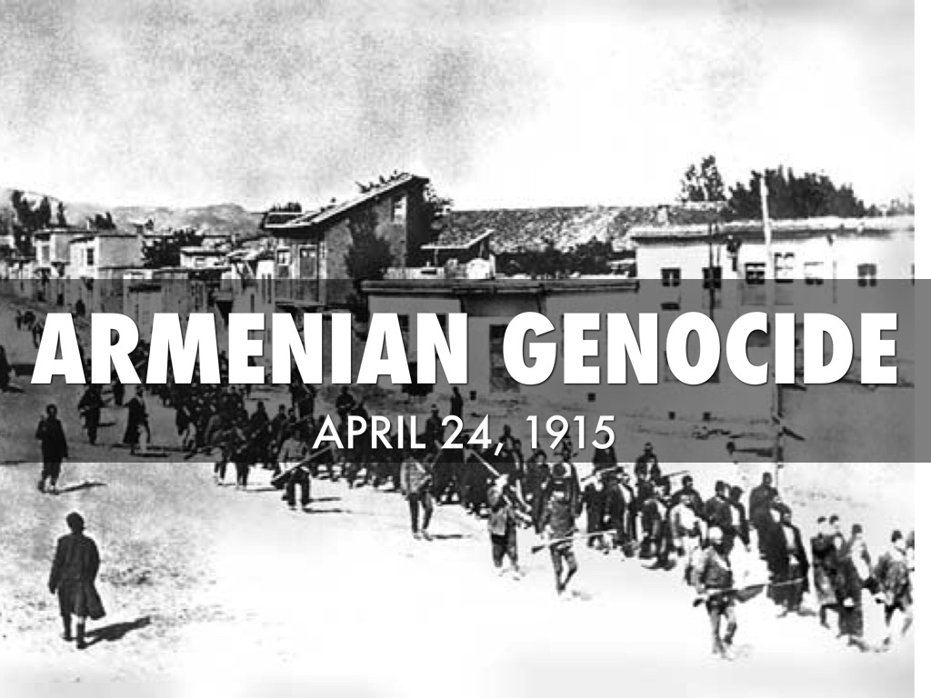 research papers armenian genocide Essay title: armenian genocide after world war ii and the holocaust, a man named dr lemkin came up with the term genocide to describe what had happened the un then came up with the convention on the prevention and punishment of the crime of genocide.