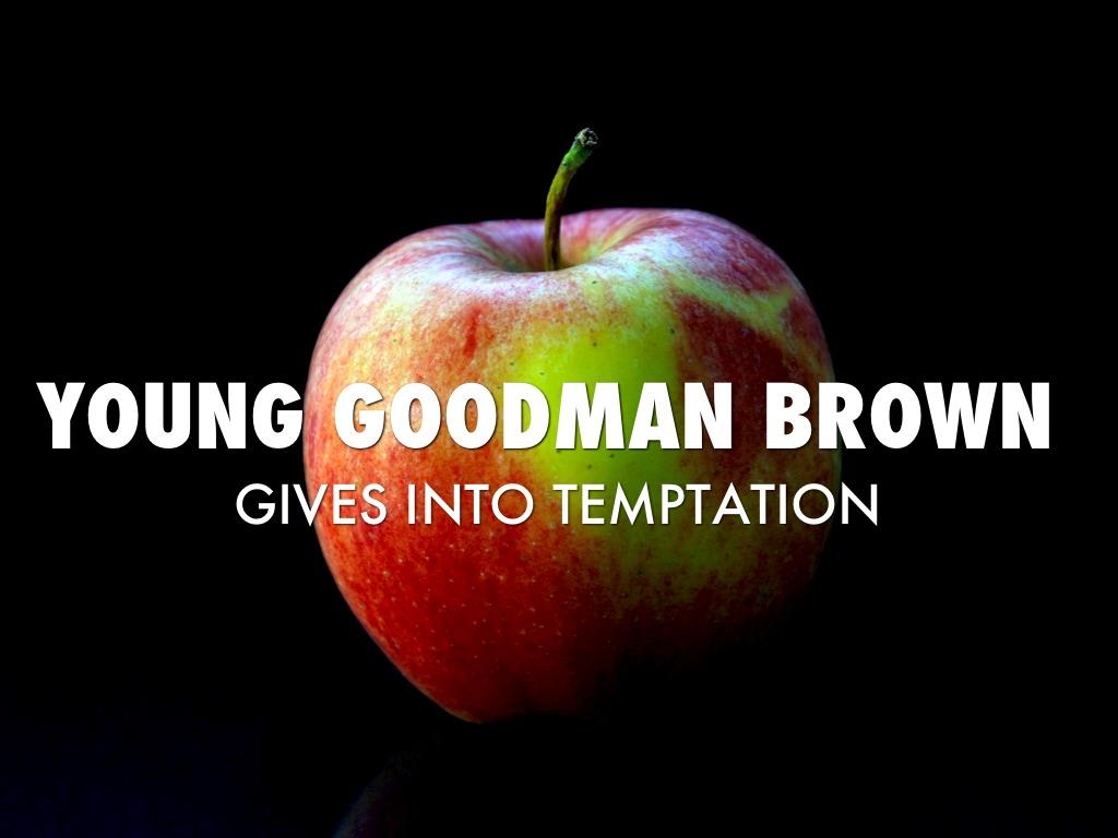 young goodman brown temptation