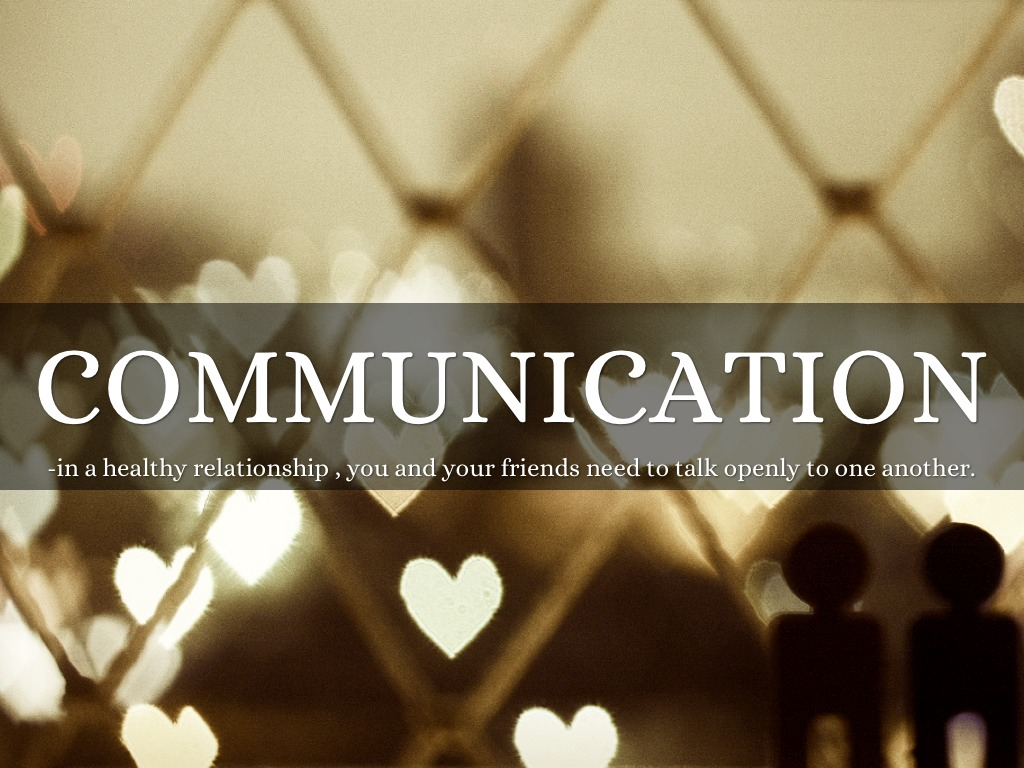 How to sustain relationship