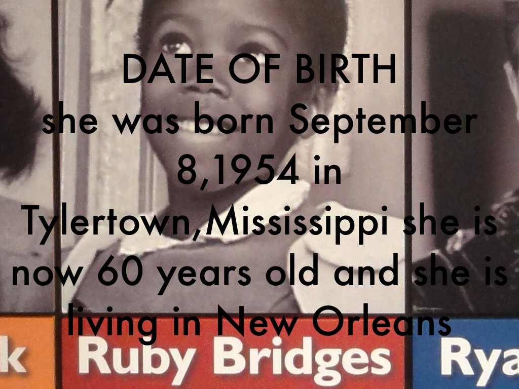Ruby Bridges By Tirjoh5947