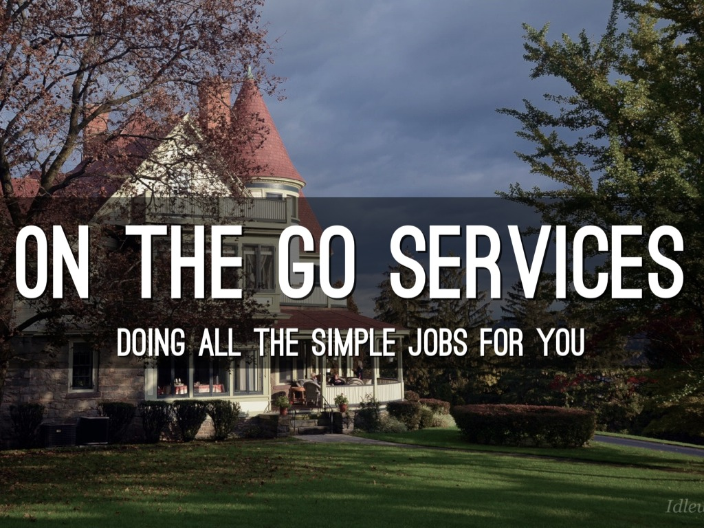 On The Go Services