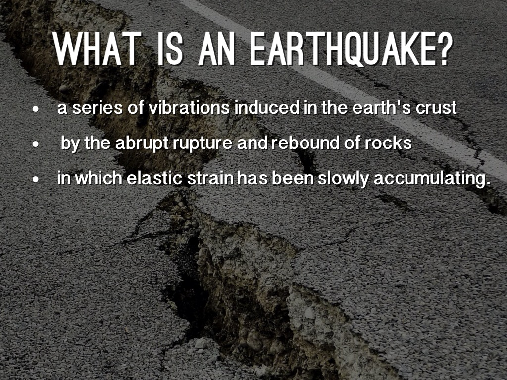Earthquake by alexis brach for Where do you go in an earthquake